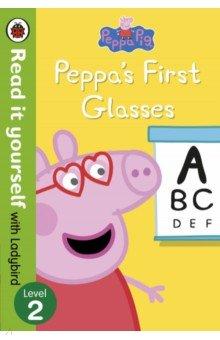 Peppa Pig. Peppa`s First Glasses.