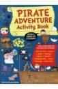 Pirate Adventure Activity Book цена