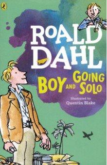 Купить Boy & Going Solo, Puffin, Художественная литература для детей на англ.яз.