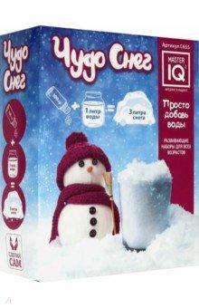 Купить Набор Чудо снег 100 гр (С655), Инновации для детей, Наборы для опытов