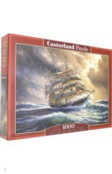 Купить Puzzle-1000 Шторм (C-104529), Castorland, Пазлы (1000 элементов)