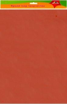 Купить Фоамиран, 50х70 см, Красный (С2926-03), АппликА, Сопутствующие товары для детского творчества