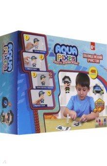 Купить Игровой набор Aqua pixels Полицейский участок (Т13072), 1TOY, Аппликации
