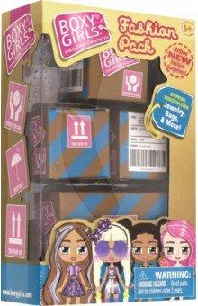 Boxy Girls. Игровой набор из 4-х посылок с сюрпризами (Т16642)