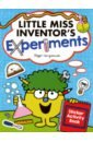 Hargreaves Roger Little Miss Inventor's Experiments. Sticker Activity Book little children s halloween activity book
