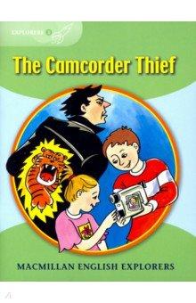 Купить Camcorder Thief Reader, Macmillan, Художественная литература для детей на англ.яз.