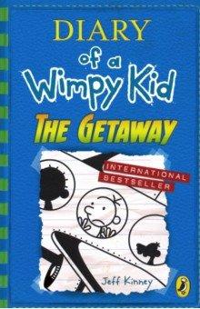 Купить Diary of a Wimpy Kid. The Getaway, Puffin, Художественная литература для детей на англ.яз.