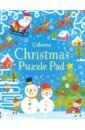 Tudhope Simon Christmas Puzzles Pad паззл vintage puzzles