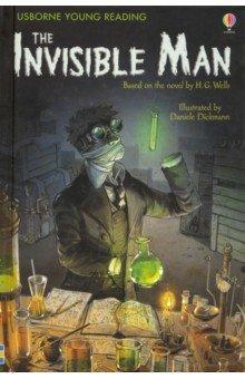Купить The Invisible Man, Usborne, Художественная литература для детей на англ.яз.