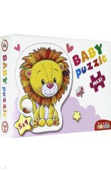 Купить Вaby Puzzle. Веселый зоопарк (3841), Дрофа Медиа, Пазлы (Maxi)