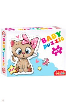 Купить Baby Puzzle. Котята (3842), Дрофа Медиа, Пазлы (Maxi)
