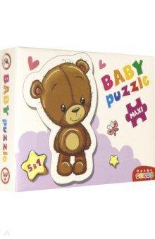 Купить Baby Puzzle. Мои игрушки (3845), Дрофа Медиа, Пазлы (Maxi)
