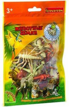 Набор животных насекомых 12 шт. 3. (63/12/ВВ2371), Bondibon, Животный мир  - купить со скидкой