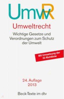 Umweltrecht. ISBN: 9783423055338