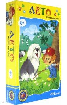 Купить Дорожная игра Лето (76580), Степ Пазл, Карточные игры для детей