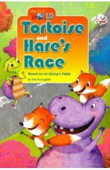 Купить Our World 3: Rdr - The Tortoise and the Hare (BrE), National Geographic Learning, Первые книги малыша на английском языке