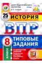 Обложка ВПР ЦПМ История 8кл. 25 вариантов. ТЗ