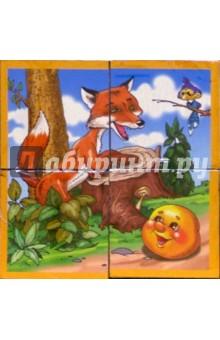Волшебный кубик: Сказки Пушкина, Колобок (00416).
