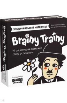 Купить Игра-головоломка BRAINY TRAINY. Эмоциональный интеллект , Обучающие игры