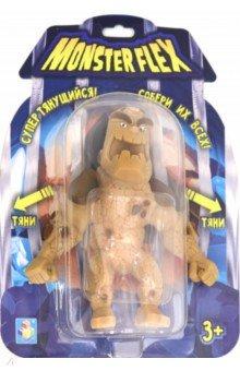 Купить MONSTER FLEX, Человек-скала, тянущаяся фигурка, 1TOY, Игрушка-антистресс