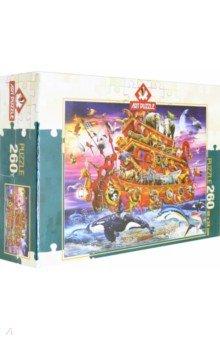 Купить Пазл 260 деталей Ноев ковчег (5024), Art Puzzle, Пазлы (200-360 элементов)