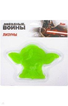 Купить Лизун Звёздные войны. Йода (Т16653), 1TOY, Игрушка-антистресс