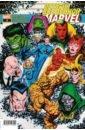 Обложка История вселенной Marvel #3