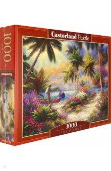 Купить Puzzle-1000. Остров пальм (C-103942), Castorland, Пазлы (1000 элементов)