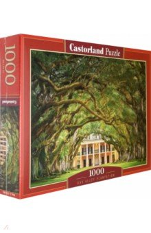 Купить Puzzle-1000. Дубовая аллея (C-104383), Castorland, Пазлы (1000 элементов)