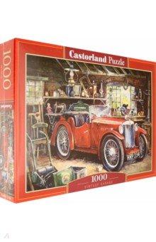 Купить Puzzle-1000. Старинный гараж (C-104574), Castorland, Пазлы (1000 элементов)