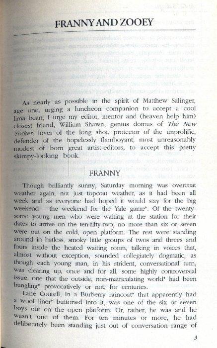 Иллюстрация 1 из 5 для Selected Prose - Jerome Salinger | Лабиринт - книги. Источник: Лабиринт