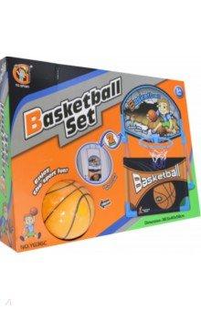 Купить Баскетбол, набор баскетбольное кольцо и мяч (YG36C), ABtoys, Игры для активного отдыха