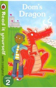 Купить Dom's Dragon, Ladybird, Художественная литература для детей на англ.яз.
