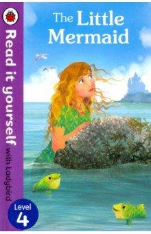 Купить The Little Mermaid, Ladybird, Художественная литература для детей на англ.яз.