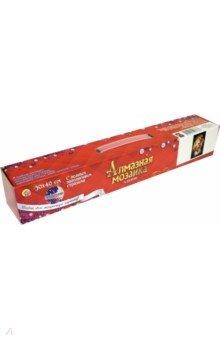 Купить Алмазная мозаика 30*40 см ГОРДЫЙ ЛЕВ (WFC036), Рыжий Кот, Аппликации