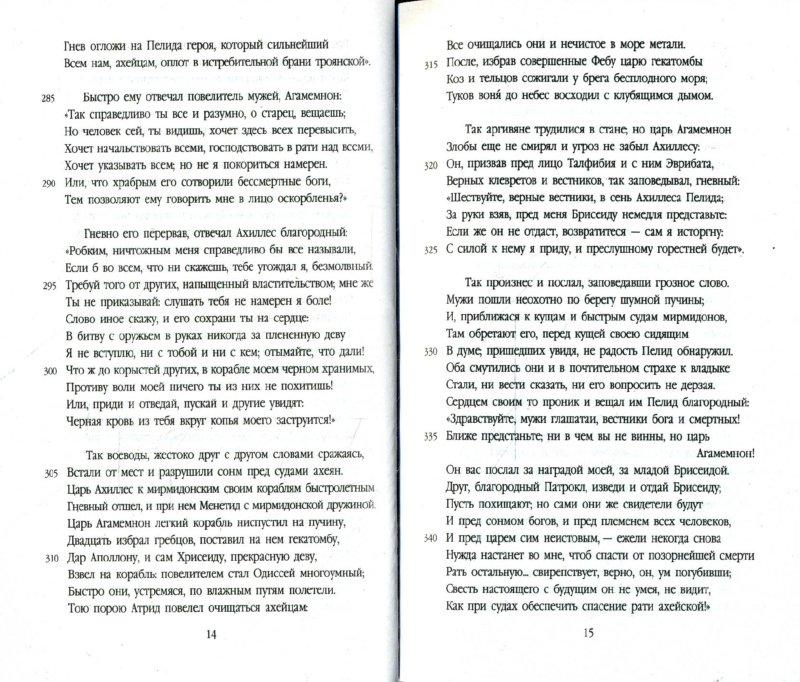 Иллюстрация 1 из 20 для Илиада - Гомер | Лабиринт - книги. Источник: Лабиринт