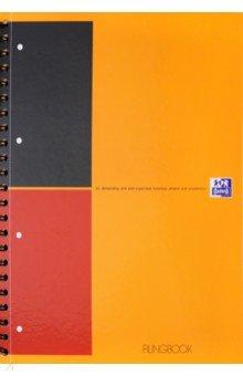 Бизнес-тетрадь, 100 листов (А4, линейка, спираль) FilingBook (100102000) ()