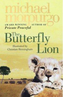Купить Butterfly Lion, Harper Collins UK, Художественная литература для детей на англ.яз.