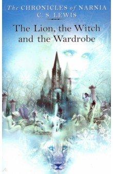 Купить Chronicles of Narnia - Lion, Witch & Wardrobe, Harper Collins UK, Художественная литература для детей на англ.яз.