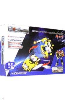 Купить Конструктор Blockformers Мегатрансфайтер (Т18967), 1TOY, Роботы и трансформеры