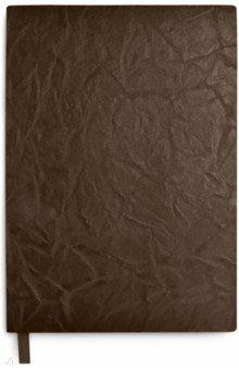 """Ежедневник недатированный """"Линкольн, коричневый"""" (120 листов, А5, мягкий переплёт) (52809) ()"""