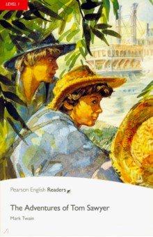 Купить The Adventures of Tom Sawyer, Pearson, Художественная литература для детей на англ.яз.