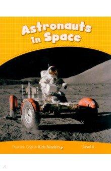 Купить Astronauts in Space, Pearson, Художественная литература для детей на англ.яз.