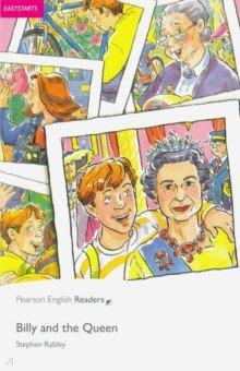 Купить Billy and the Queen (+CD), Pearson, Художественная литература для детей на англ.яз.