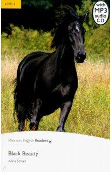 Купить Black Beauty (+CD), Pearson, Художественная литература для детей на англ.яз.