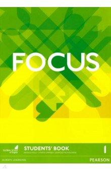 Купить Focus. Level 1. Student's Book, Pearson, Изучение иностранного языка