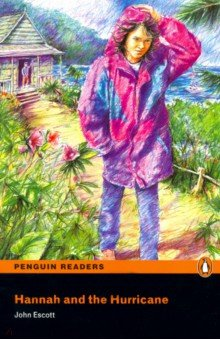 Купить Hannah and the Hurricane, Pearson, Художественная литература для детей на англ.яз.