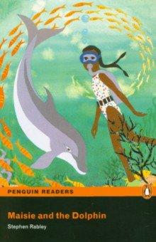 Купить Maisie and the Dolphin (+CD), Pearson, Художественная литература для детей на англ.яз.