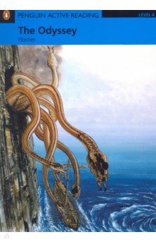The Odyssey (+4CD). Homer. ISBN: 9781405884525