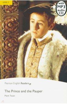 Купить The Prince and the Pauper (+CD), Pearson, Художественная литература для детей на англ.яз.